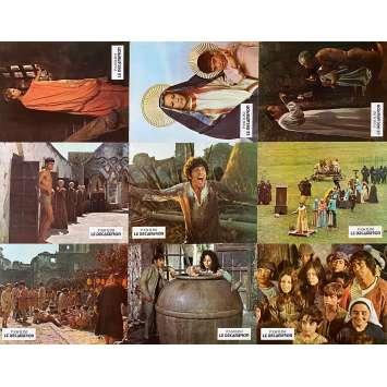LE DECAMERON Photos de film x9 - Jeu B - 21x30 cm. - 1971 - Franco Citti, Pier Paolo Pasolini