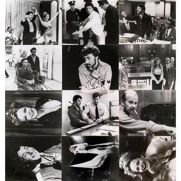 LENNY Original Movie Stills x12 - 8x10 in. - 1974 - Bob Fosse, Dustin Hoffman