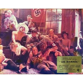 LES DAMNES Photo de film N03 - Prestige - 24x30 cm. - 1969 - Dirk Bogarde, Luchino Visconti