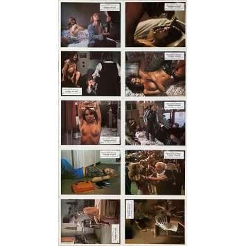 TURKISH DELIGHTS Original Lobby Cards x10 - 9x12 in. - 1973 - Paul Verhoeven, Rutger Hauer