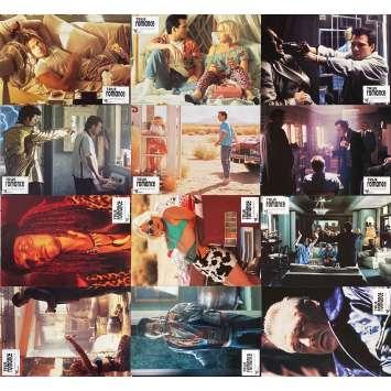 TRUE ROMANCE Original Lobby Cards x12 - 9x12 in. - 1993 - Tony Scott, Patricia Arquette