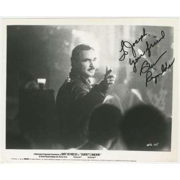 L'ANTI-GANG Photo signée- 20x25 cm. - 1981 - Rachel Ward, Burt Reynolds