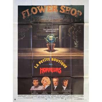 LITTLE SHOP OF HORRORS Original Movie Poster- 47x63 in. - 1986 - Franck Oz, Rick Moranis