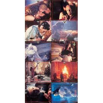 BRAM STOKER'S DRACULA Original Lobby Cards x10 - 9x12 in. - 1992 - Francis Ford Coppola, Gary Oldman, Winona Ryder