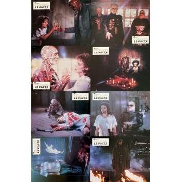 HELLRAISER Original Lobby Cards x8 - 9x12 in. - 1992 - Clive Barker, Doug Bradley