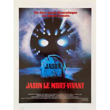 JASON LE MORT-VIVANT Synopsis- 21x30 cm. - 1986 - Tom Mathews, Tom McLoughlin