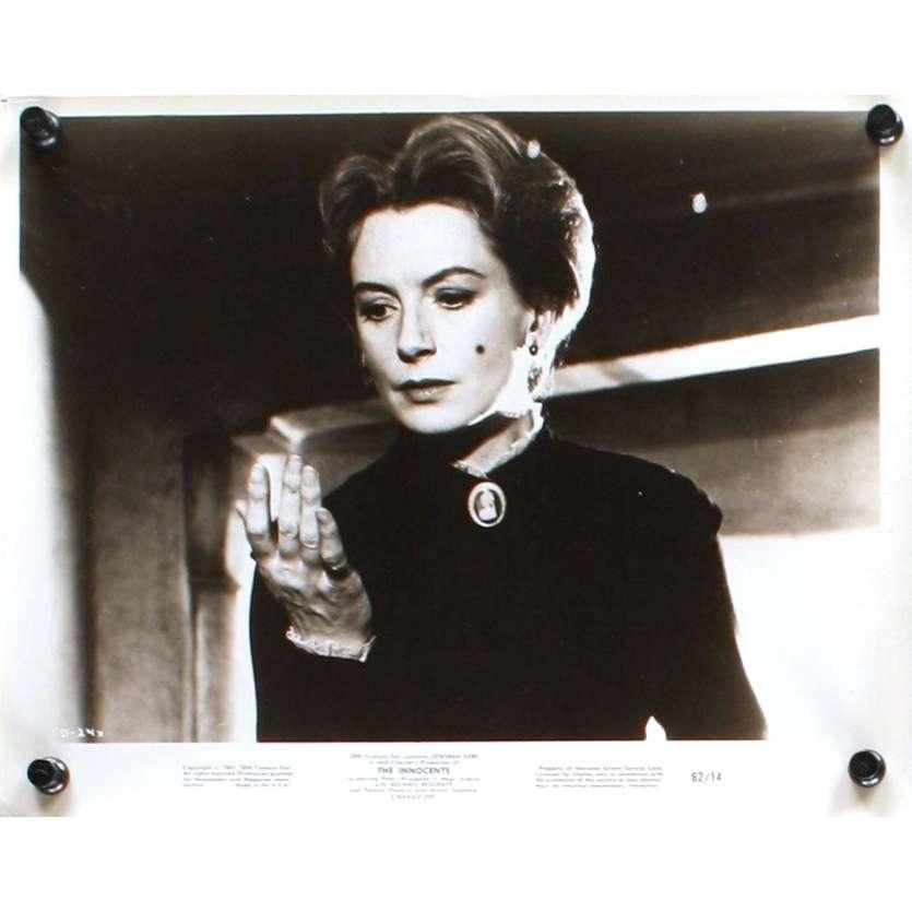 INNOCENTS US Movie Still 3 8x10 - 1962 - Jack Clayton, Deborah Kerr