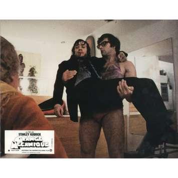 CLOCKWORK ORANGE French Lobby Card N1 '71 Stanley Kubrick