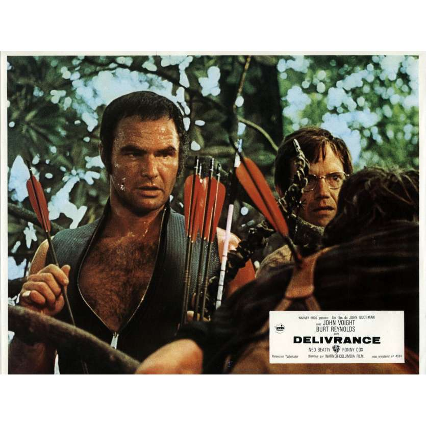 DELIVRANCE Photos FR x8 Reynolds Original Lobby Cards Deliverance