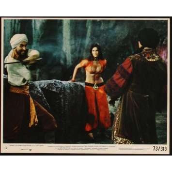 VOYAGE FANTASTIQUE DE SINBAD Lobby Card N2 '73 20x25cm, Ray Harryhausen, photo