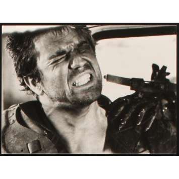 MAD MAX 2: THE ROAD WARRIOR 7x9.5 still N2 '82 classic image of Mel Gibson