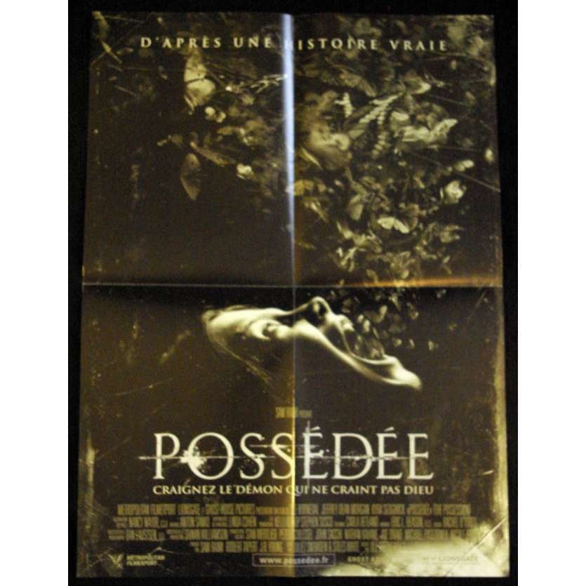 THE POSSESSION French Movie Poster 15x21 '12 Sam Raimi