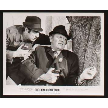 FRENCH CONNECTION 8x10 still '71 William Friedkin, Gene Hackman photo