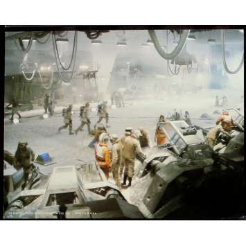 STAR WARS L'Empire Contre attaque Photo US N3 '80 28x36cm Original Still