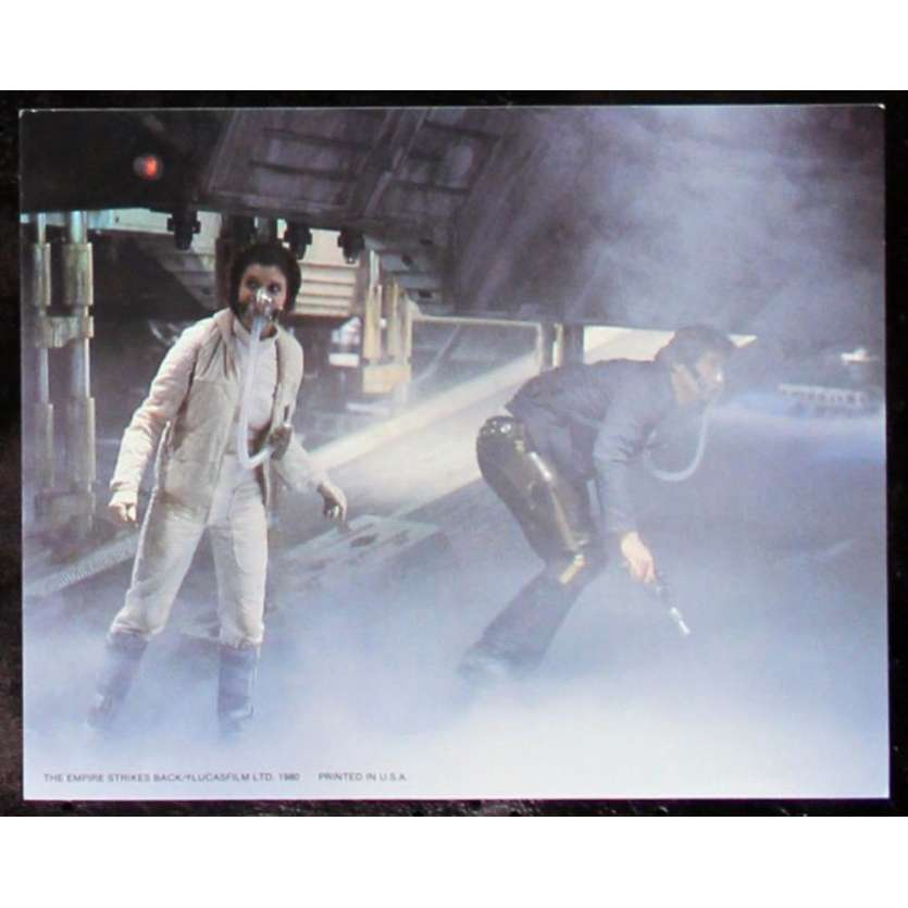 STAR WARS L'Empire Contre attaque Photo N8 US '80 20x25cm Original Still