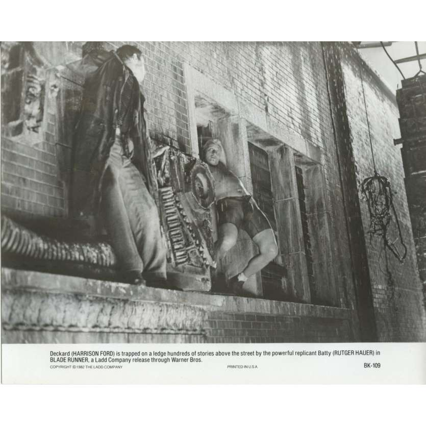 BLADE RUNNER Photo de presse US '82 Ridley Scott Still BK-109