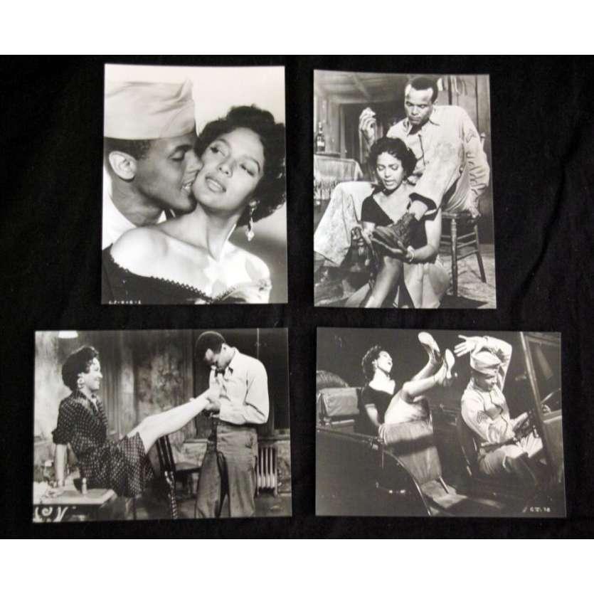 CARMEN JONES Photos de presse R82 Otto Preminger, Harry Bellafonte Movie Stills