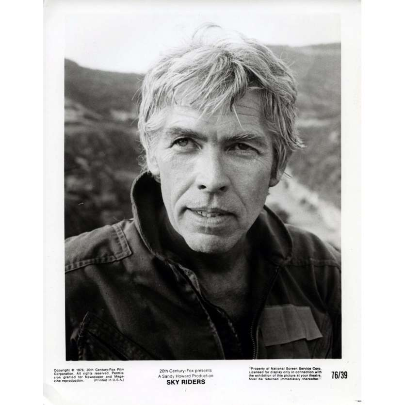 JAMES COBURN 8x10 Original Movie Still '76