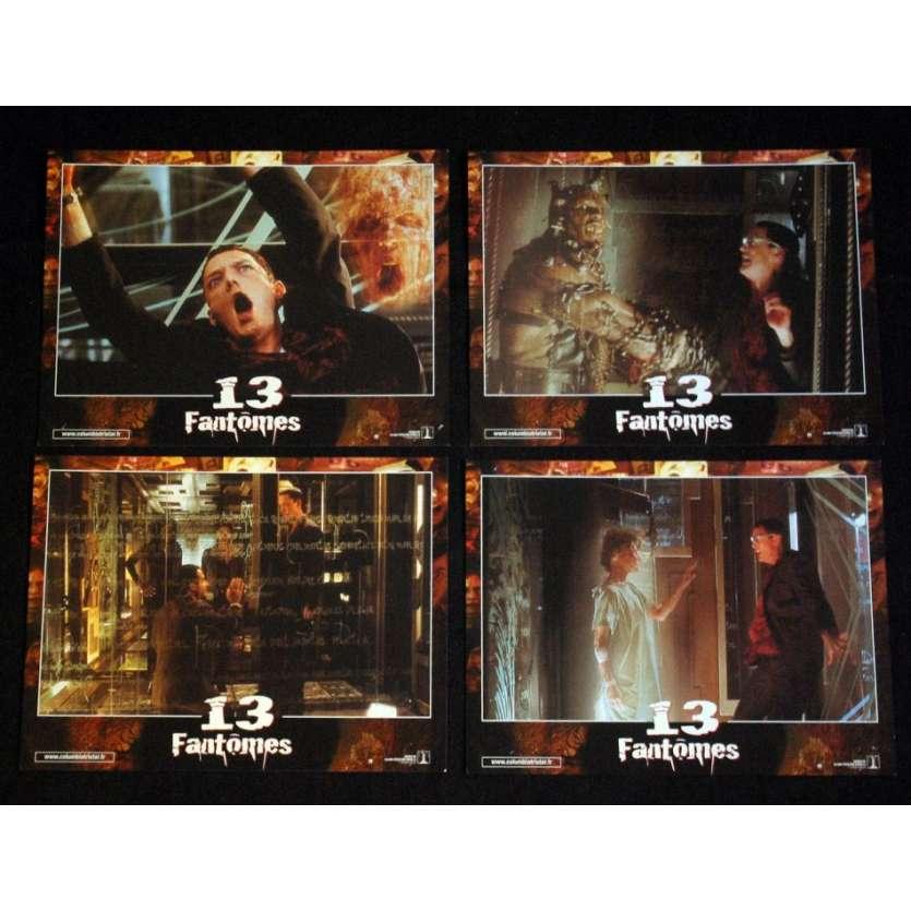 13 FANTOMES Photos d'exploitation x8 F. Murray Abraham Lobby cards