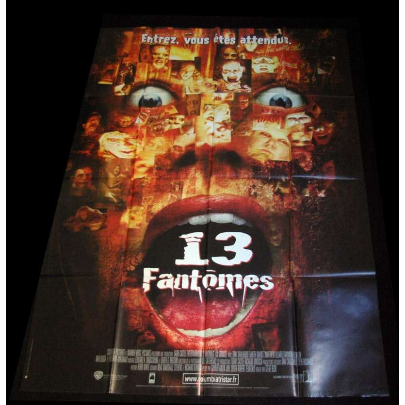 13 FANTOMES Affiche FR 120x160 F. Murray Abraham Movie Poster