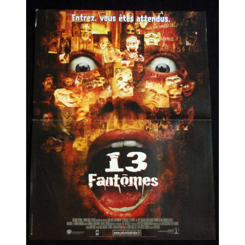 13 GHOSTS French Movie Poster 15x21 F. Murray Abraham Movie Poster