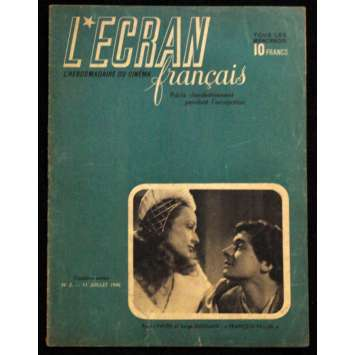 L'Ecran Français – N°002 – 1945 – Serge Reggiani