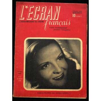 L'Ecran Français – N°006 – 1945 – Marie la Misère