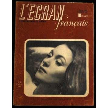 L'Ecran Français – N°008 – 1945 – Maria Mauban