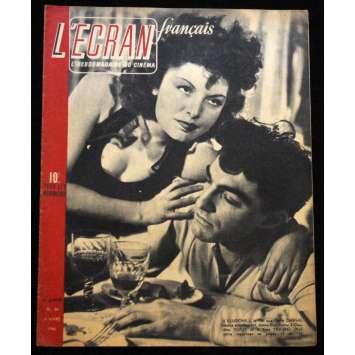 L'Ecran Français – N°036 – 1946 – Illusions