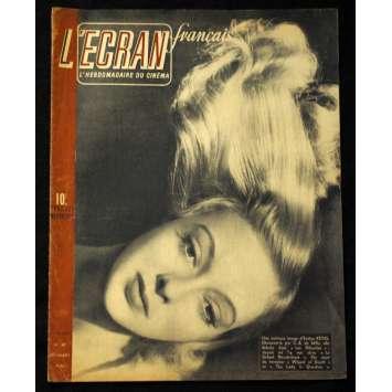 L'Ecran Français – N°038 – 1946 – Evelyn Keyes