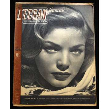 L'Ecran Français – N°046 – 1946 – Lauren Bacall