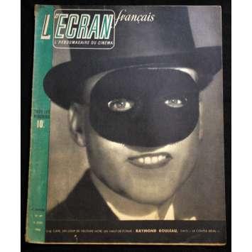 L'Ecran Français – N°049 – 1946 – Raymond Rouleau