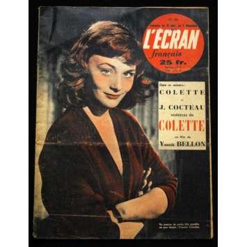 L'Ecran Français – N°281 – 1950 – Danièle Delorme
