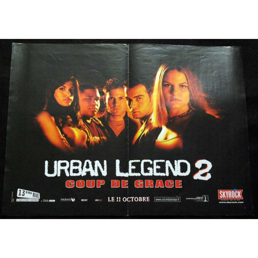 'URBAN LEGEND 2 Affiche A 40x60 FR ''02 Olivia Wilde Movie Poster'
