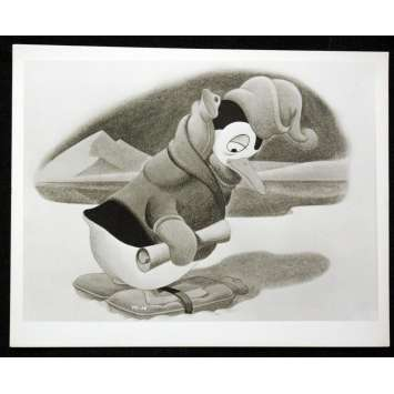 'CHILLY WILLY Photo de presse US ''53 Disney Cartoon Still'