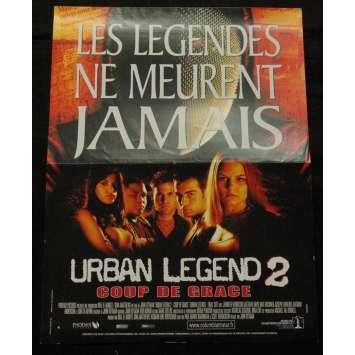 'URBAN LEGEND 2 French Movie Poster 15x21 ''02 Olivia Wilde'