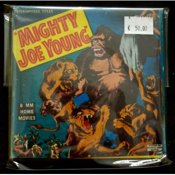 MON AMI JOE Vintage Super 8 mm Film US '60s Harryhausen