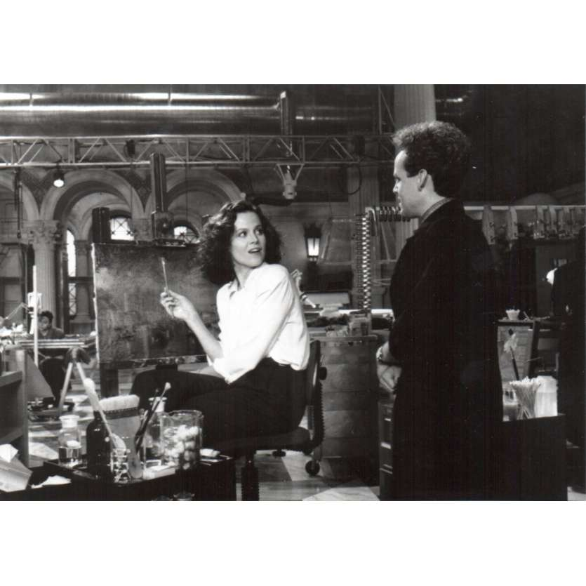 GHOSTBUSTERS French Movie Still 5x7 N2 FR '84 Dan Aycroyd, Bill Murray, Sigourney Weaver