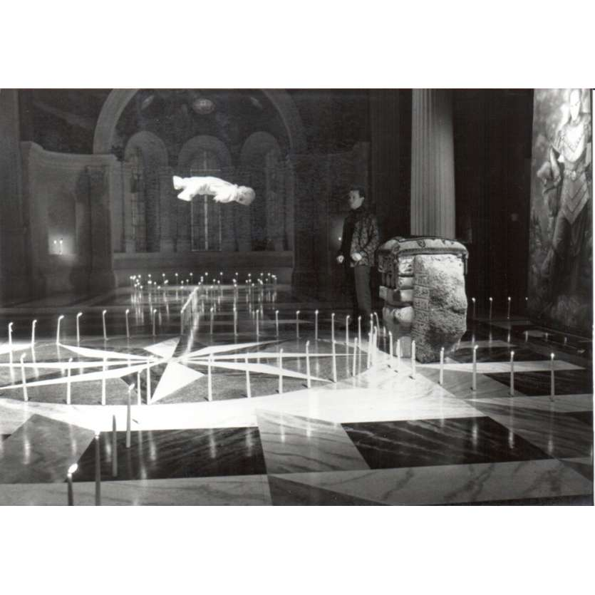 GHOSTBUSTERS Photo de presse N3 13x18 FR '84 Dan Aycroyd, Bill Murray, Movie Still