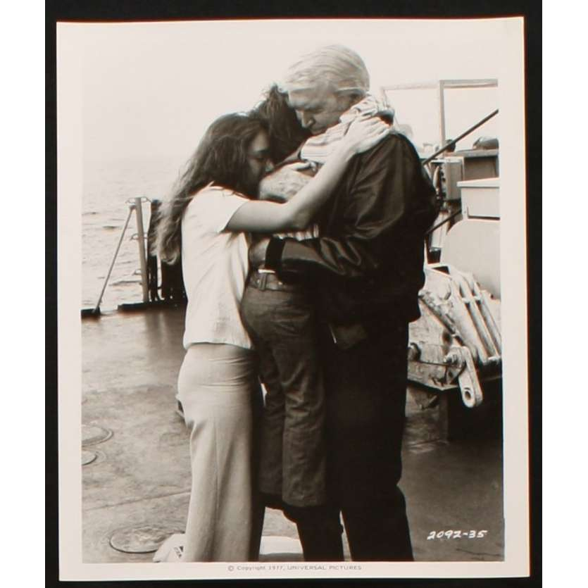 AIRPORT 77 Photo presse 20x25 US '77 James Stewart