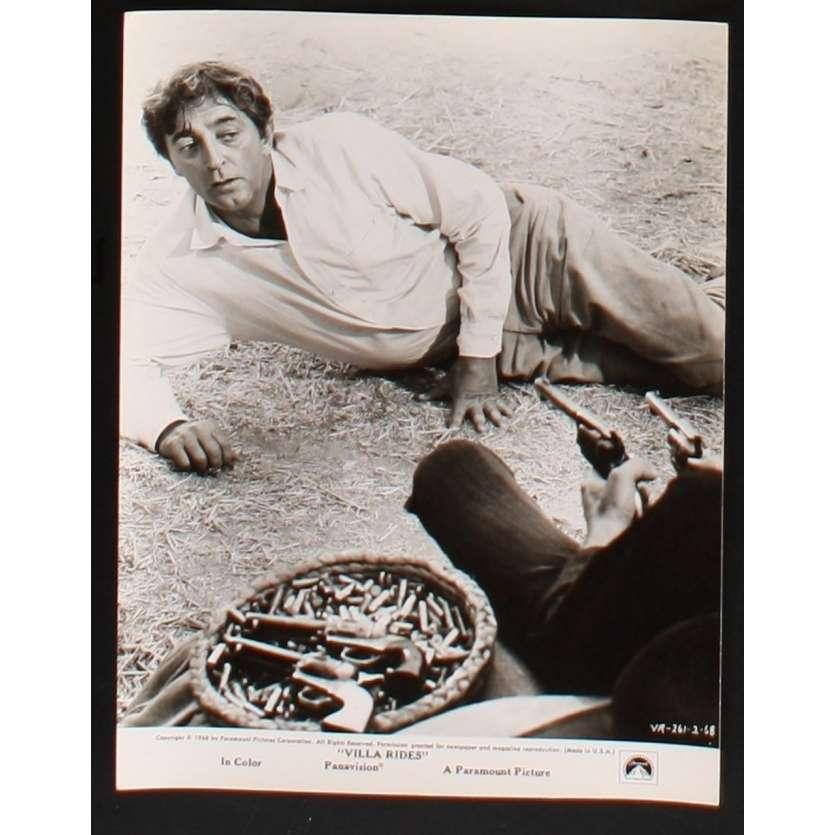 PANCHO VILLA Photo Presse 20x25 US '68 Robert Mitchum