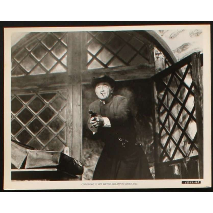 COLERE DE DIEU Photo Presse 20x25 US '72 Robert Mitchum