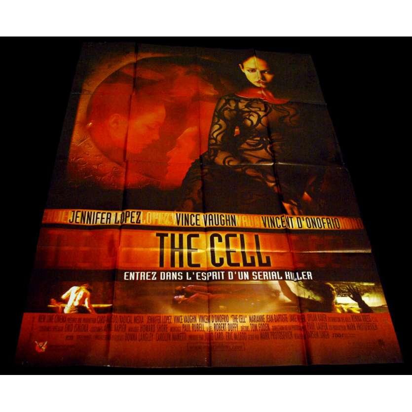 CELL Affiche 120x160 FR '06 Jennifer Lopez