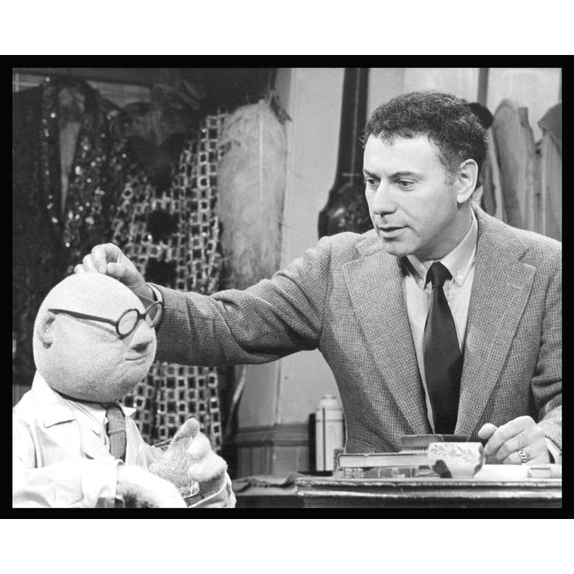 MUPPET SHOW Rare Photo de presse TV 2 US '79 Alan Arkin, Jim Henson