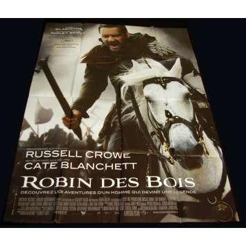 ROBIN DES BOIS Affiche 120x160 FR '10 Ridley Scott, Russel Crowe Movie Poster