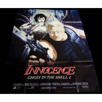 GHOST IN THE SHELL 2 Affiche 120x160 FR '04 Mamoru Oshii, Innocence