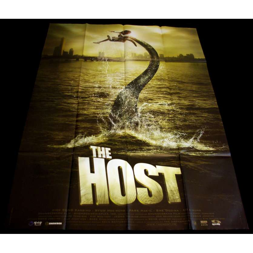 THE HOST French Movie Poster 47x63 '06 Joon-ho Bong, Gwoemul
