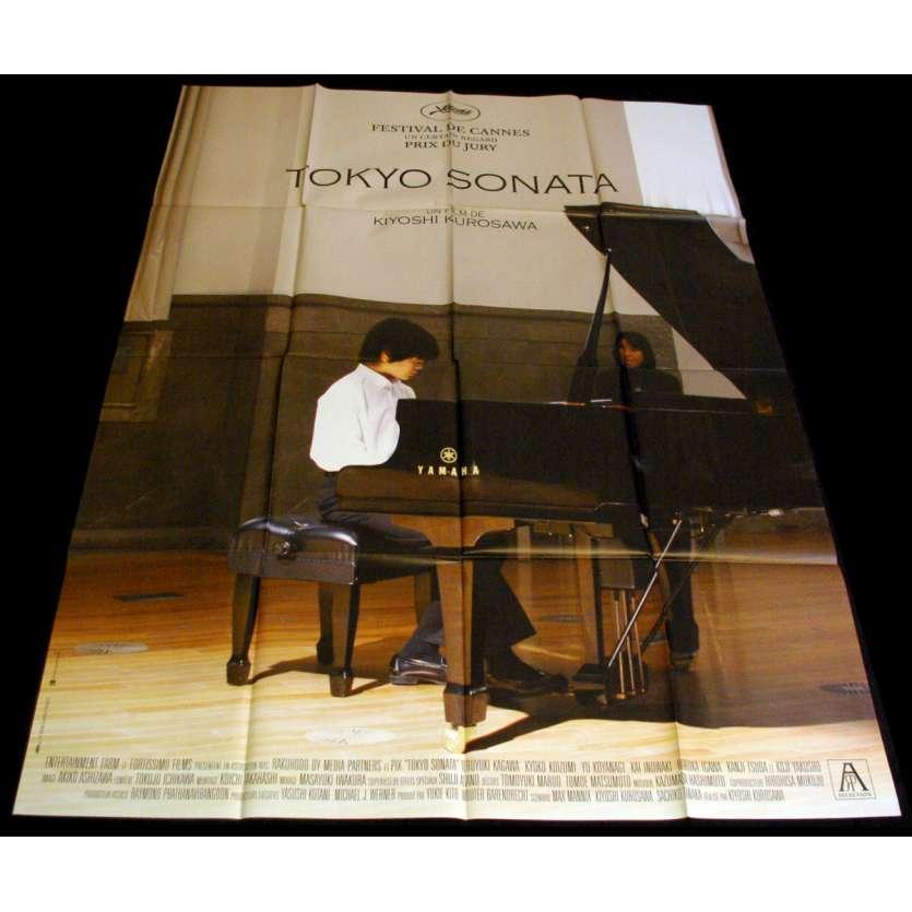 TOKYO SONATA Affiche 120x160 FR '08 Kiyoshi Kurosawa