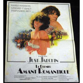 DERNIER AMANT ROMANTIQUE French Movie Poster 15x21 '78 Just jaeckin, X-rated, sexy Poster