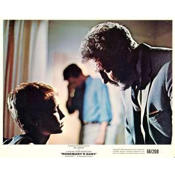 ROSEMARY'S BABY Photo exploitation 20x25 N07 US '68 Roman Polanski Mia Farrow Lobby Cards